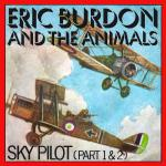 Original Cover Artwork of Eric Burdon And The Animals Sky Pilot