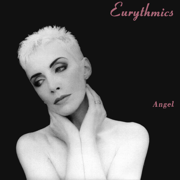 Cover artwork for Angel - Eurythmics