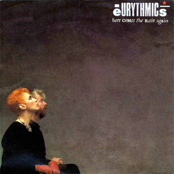 eurythmics here comes rain 1