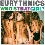 Cover Artwork Remix of Eurythmics Whos That Girl