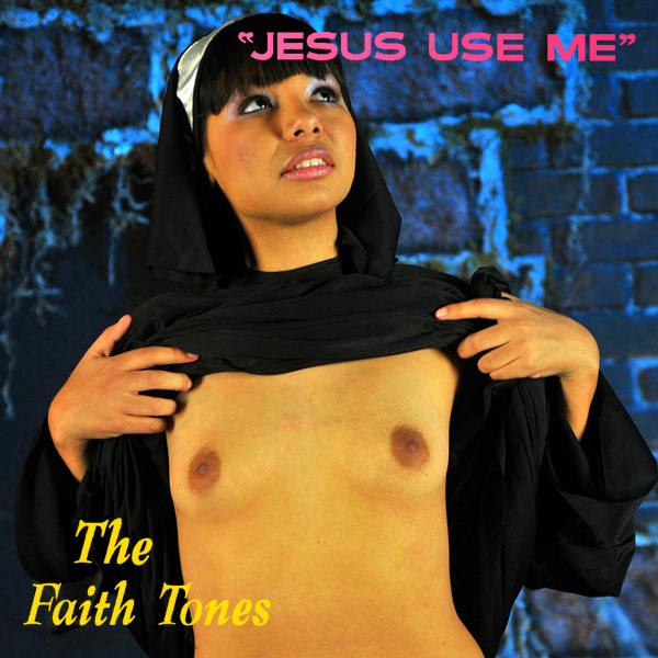 Cover Artwork Remix of Faith Tones Jesus Use Me