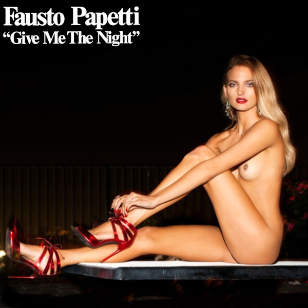 Cover Artwork Remix of Fausto Papetti Give Me The Night