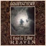Original Cover Artwork of Fiction Factory Feels Like Heaven