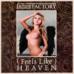 Cover Artwork Remix of Fiction Factory Feels Like Heaven