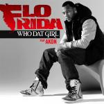 Original Cover Artwork of Flo Rida Akon Who Dat Girl