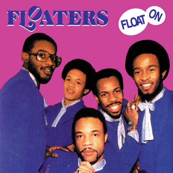 Original Cover Artwork of Floaters Float On