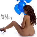 Cover Artwork Remix of Foals Balloons