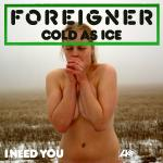 Cover Artwork Remix of Foreigner Cold As Ice