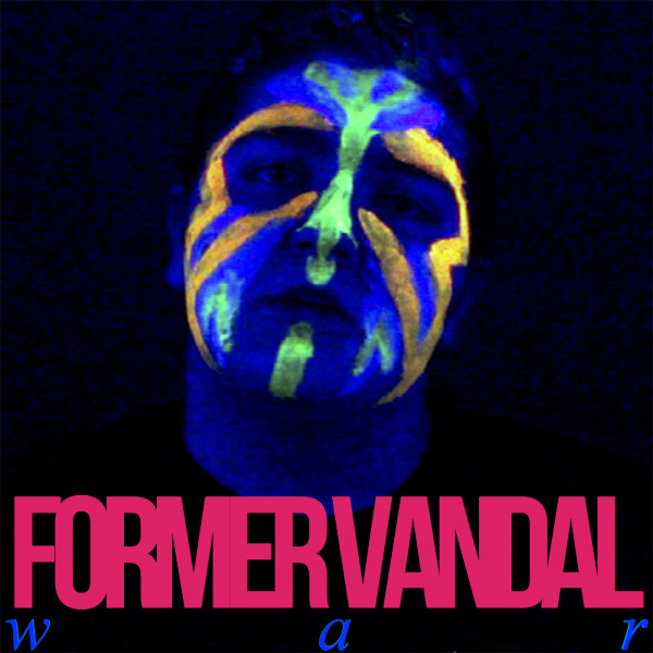 Original Cover Artwork of Former Vandal War