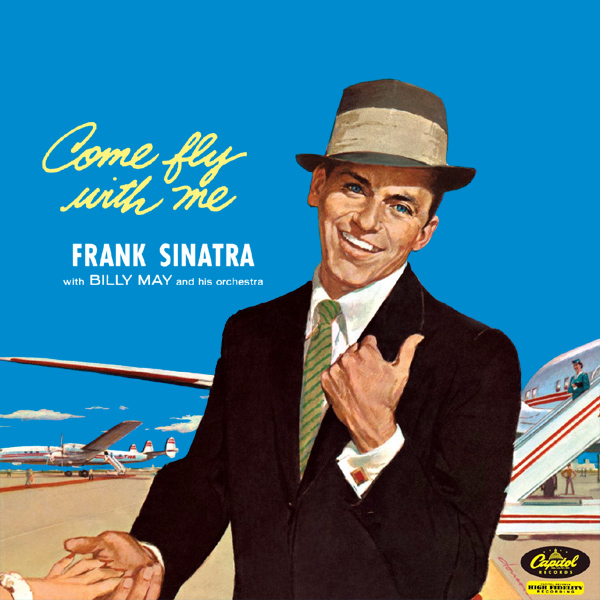frank sinatra come fly with me 1