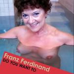 Cover Artwork Remix of Franz Ferdinand Do You Want To