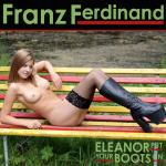 Cover Artwork Remix of Franz Ferdinand Eleanor Put Your Boots On