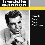 Original Cover Artwork of Freddy Cannon Boom Boom Christmas