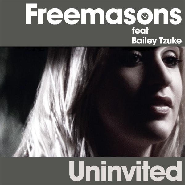 Original Cover Artwork of Freemasons Uninvited