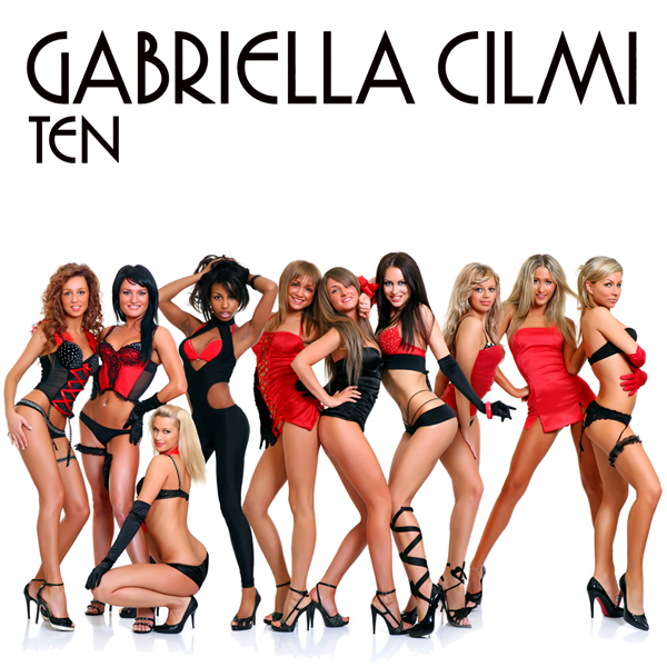 Cover Artwork Remix of Gabriella Cilmi Ten