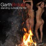 Cover Artwork Remix of Garth Brooks Standing Outside The Fire