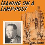 Original Cover Artwork of George Formby Leaning On A Lamp Post