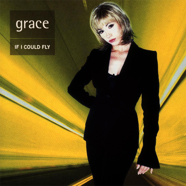 Original Cover Artwork of Grace If I Could Fly