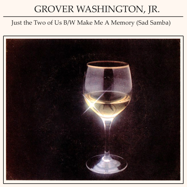 Original Cover Artwork of Grover Washington 2 Of Us
