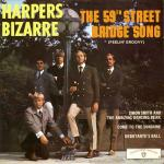 Original Cover Artwork of Harpers Bizarre 59th Street Bridge Song Feelin Groovy