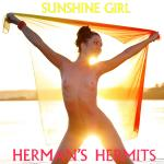 Cover Artwork Remix of Hermans Hermits Sunshine Girl