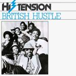 Original Cover Artwork of Hi Tension British Hustle