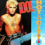 Original Cover Artwork of Hot In The City
