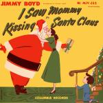 Original Cover Artwork of I Saw Mommy Kissing Santa Claus