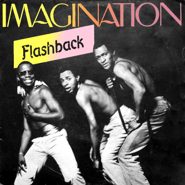 Original Cover Artwork of Imagination Flashback