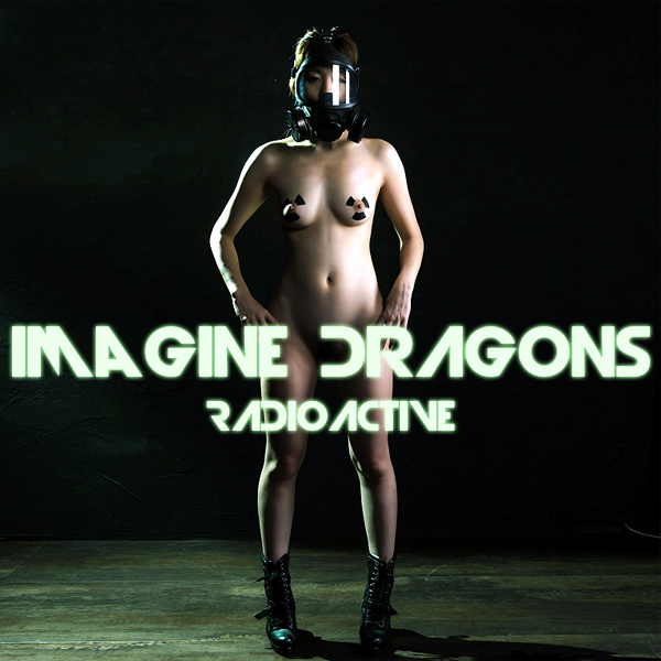Cover Artwork Remix of Imagine Dragons Radioactive