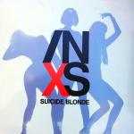 Original Cover Artwork of Inxs Suicide Blonde