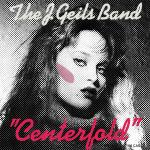 Original Cover Artwork of J Geils Band Centerfold