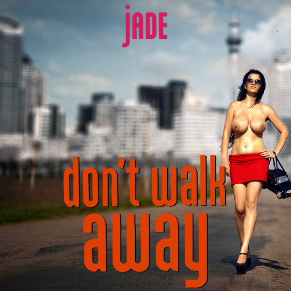 Cover Artwork Remix of Jade Dont Walk Away
