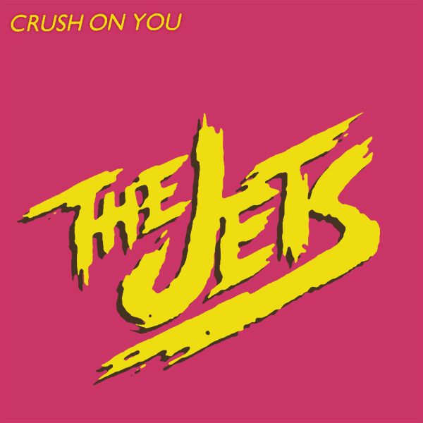 Original Cover Artwork of Jets Crush On You