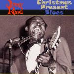 Original Cover Artwork of Jimmy Reed Christmas Present Blues