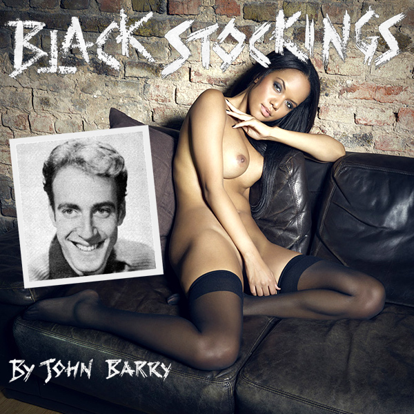Cover Artwork Remix of John Barry Black Stockings