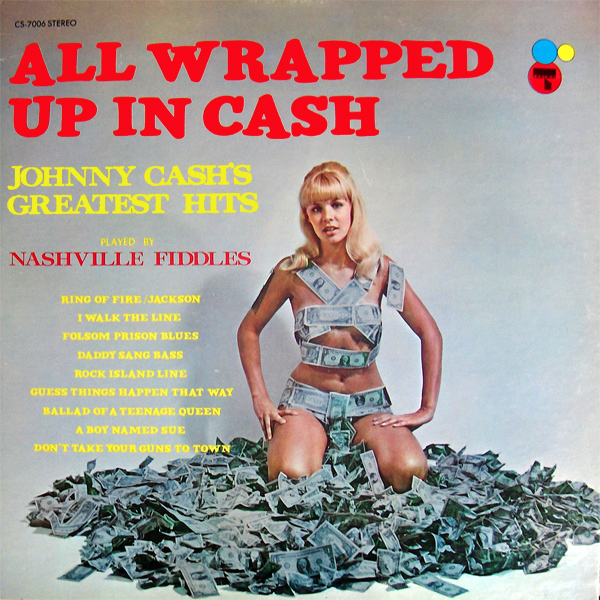 johnny cash all wrapped up in cash 1