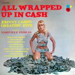 Original Cover Artwork of Johnny Cash All Wrapped Up In Cash