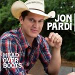 Original Cover Artwork of Jon Pardi Head Over Boots