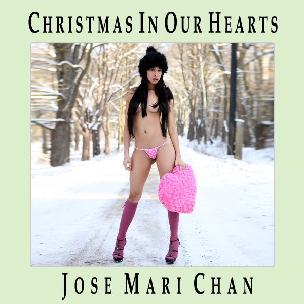 Cover Artwork Remix of Jose Mari Chan Christmas In Our Hearts