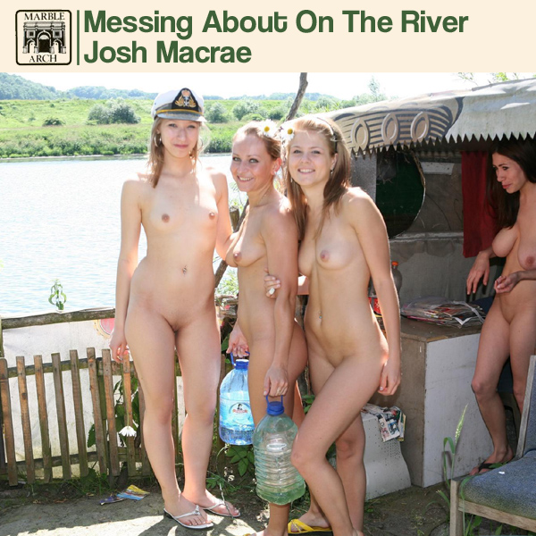 Cover Artwork Remix of Josh Macrae Messing About On The River