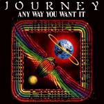 Original Cover Artwork of Journey Any Way You Want It