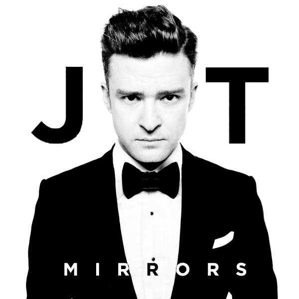 Cover artwork for Mirrors - Justin Timberlake