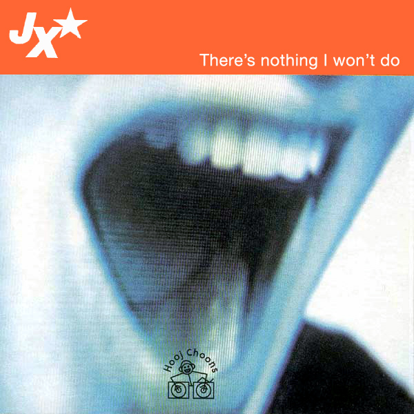 Original Cover Artwork of Jx Theres Nothing I Wont Do