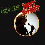 Original Cover Artwork of Karen Young Hot Shot