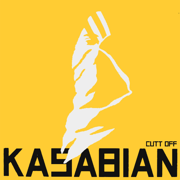 Original Cover Artwork of Kasabian Cutt Off