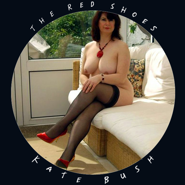Cover Artwork Remix of Kate Bush Red Shoes Extra