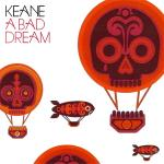 Original Cover Artwork of Keane A Bad Dream