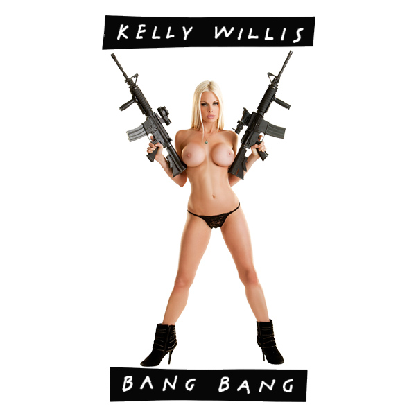 Cover Artwork Remix of Kelly Willis Bang Bang