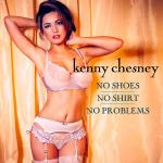 Cover Artwork Remix of Kenny Chesney No Shoes No Shirt No Problems